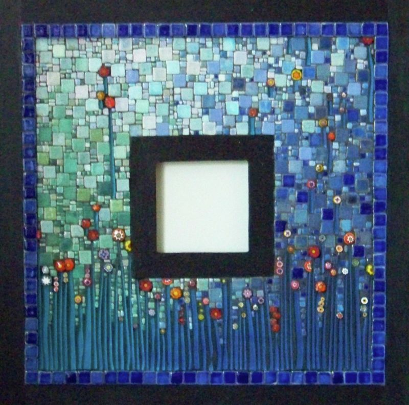 picture - Mosaic Picture Frames